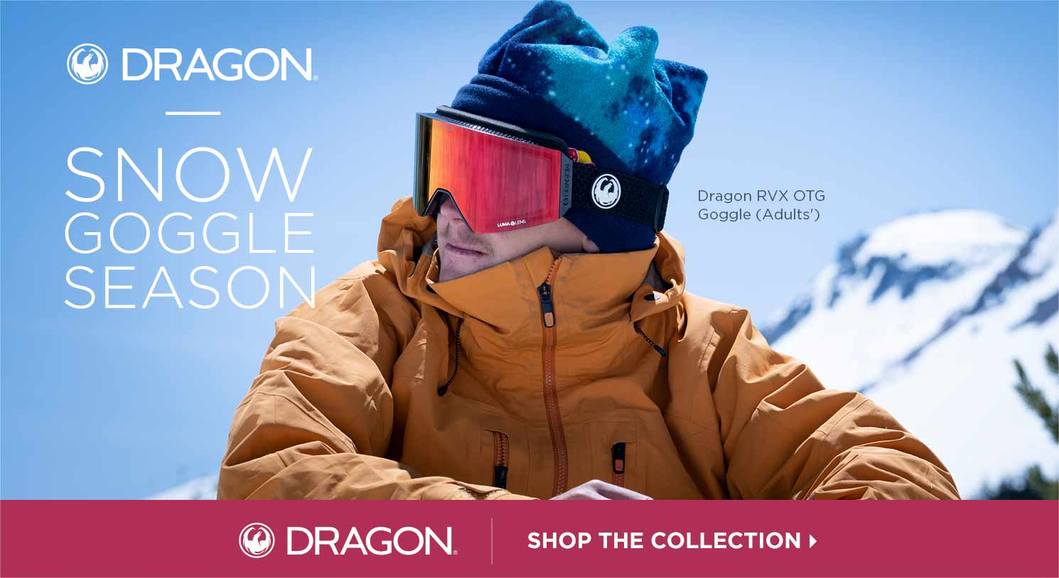 Dragon: Snow Goggle Season