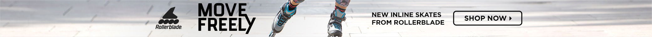 Move Freely: New Inline Skates From Rollerblade