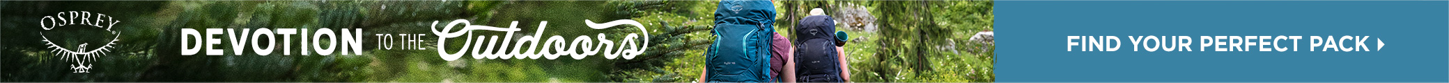 Osprey: Devotion to the Outdoors