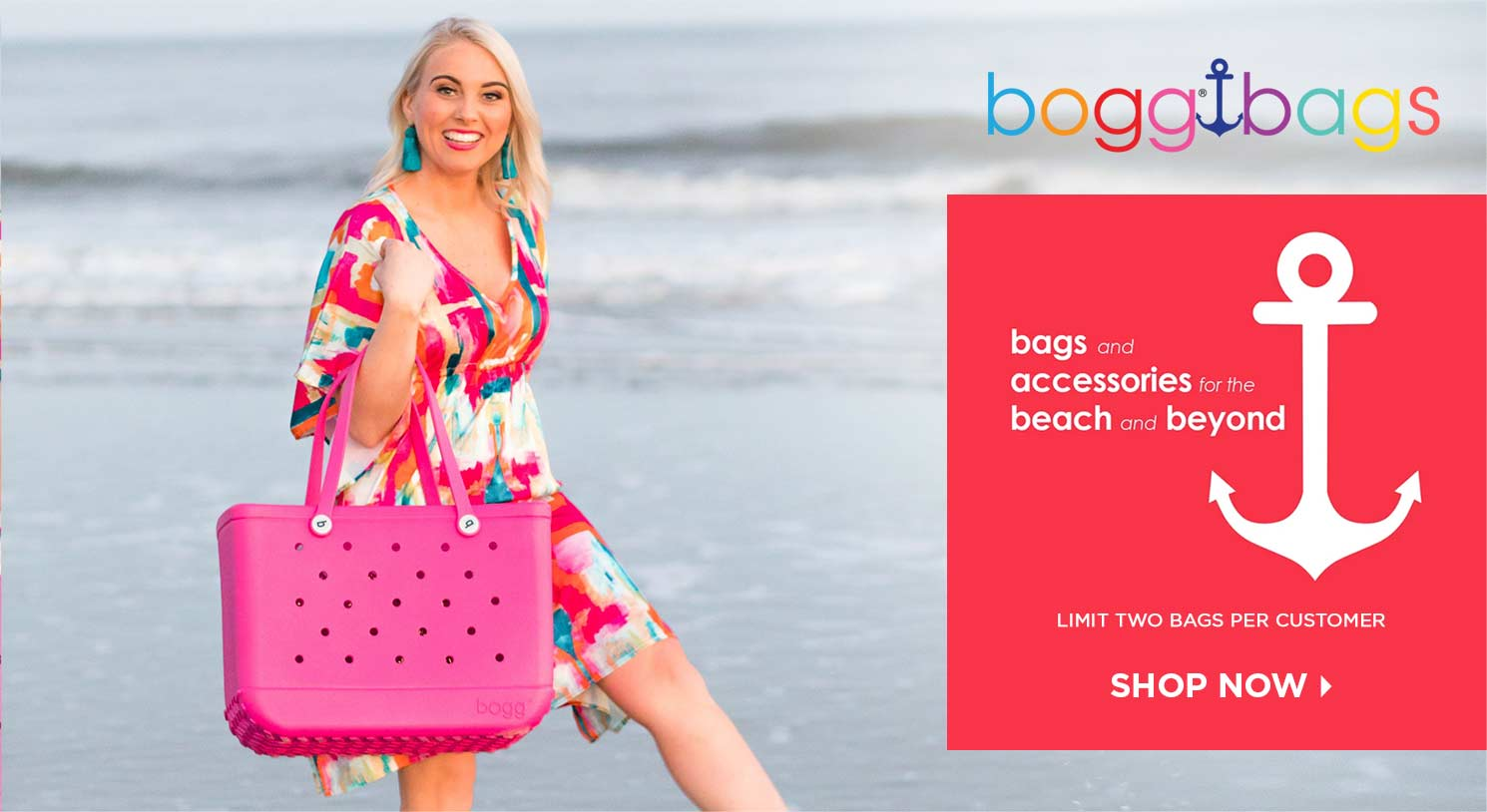 Bogg Bags: Bags and Accessories for the Beach and Beyond