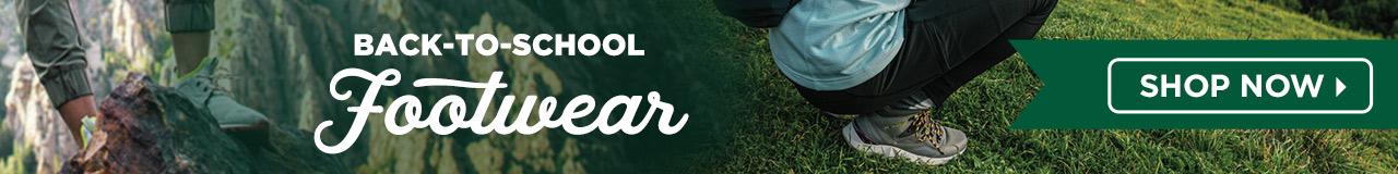 Back to School Footwear - Shop Now