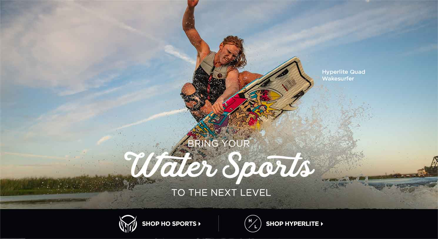 Bring Your Water Sports to the Next Level
