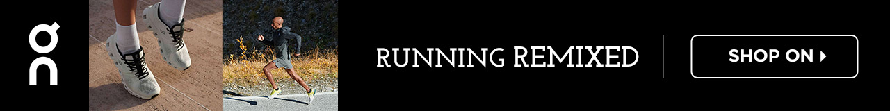 On: Running Remixed