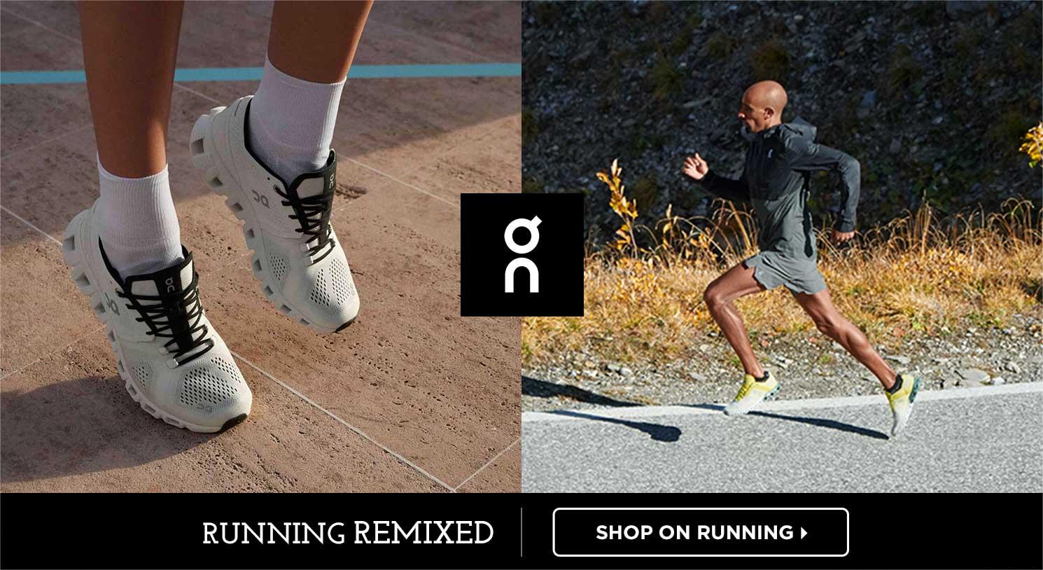 On: Running Remixed