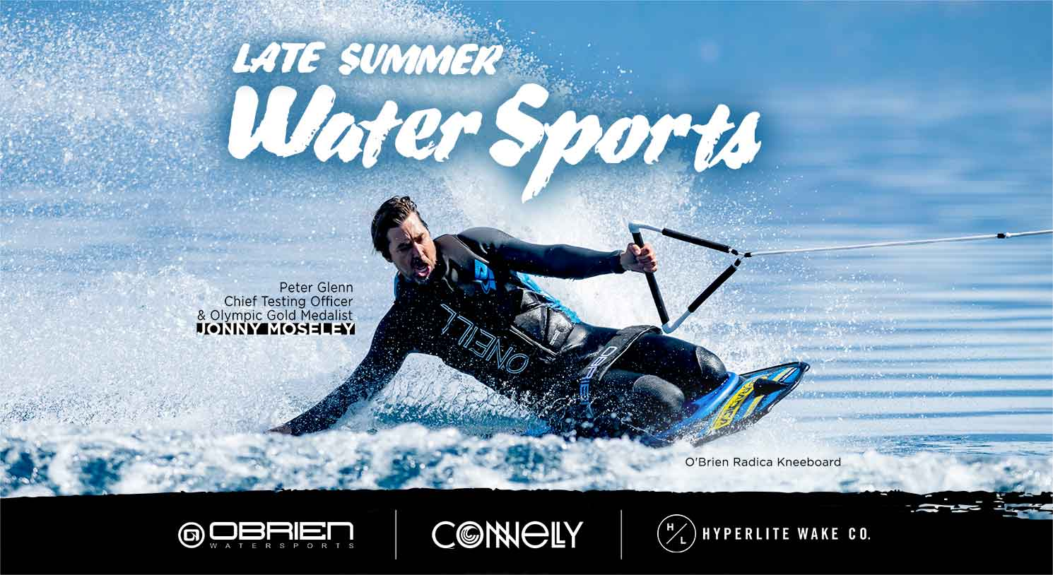 Late Summer Water Sports
