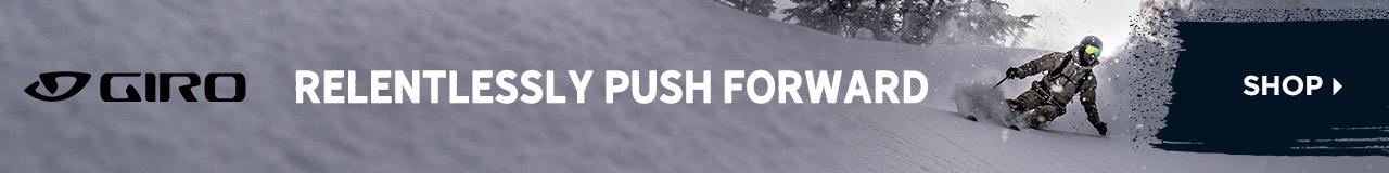 Giro: Relentlessly Push Forward