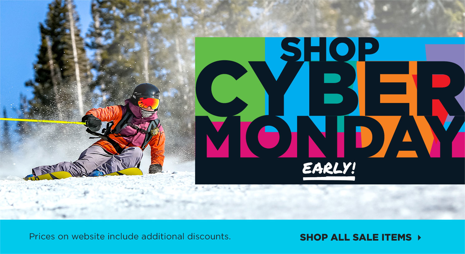 Shop Cyber Monday EARLY!