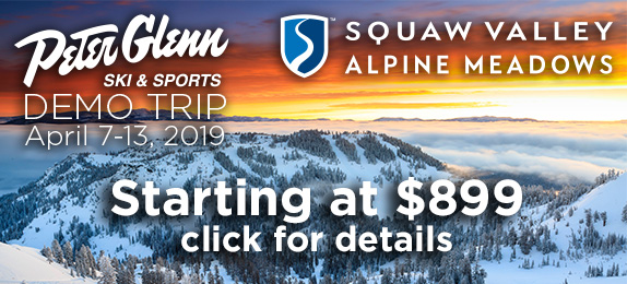Squaw valley alpine meadows ski trip