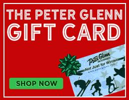 Peter Glenn Giftcard Banner